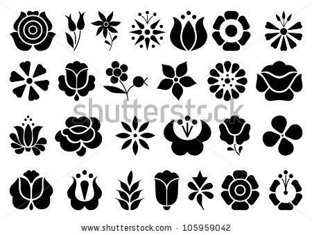 stock vector : Floral ornament