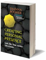 """""""Personal presence"""" is hard to define, but we know it when we see it. More: http://www.booher.com/creatingpersonalpresence.html"""