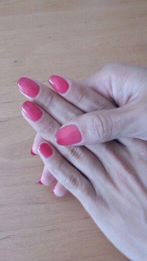 Le Chat colour changing polish! #Rosemantic #PolishPro #mani #nailswag