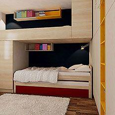 design mobilier Cluj mobila la comanda camera copii pal mdf