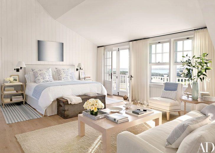 Прекрасный дом на острове Нантакет | Пуфик - блог о дизайне интерьера