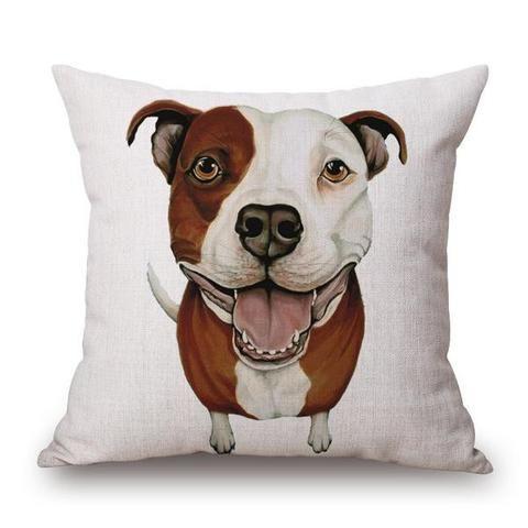 Cushion Cover - Pitbull