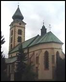 St. Egidius Roman Catholic Church, Liptovsky Mikulas