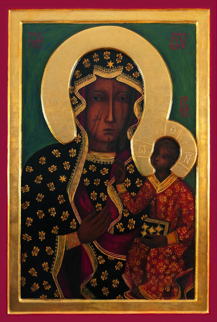 Matka Boska Częstochowska - Królowa Polski