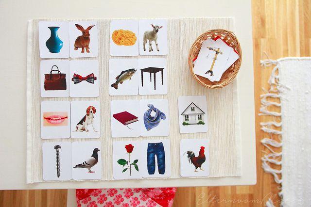 Reim-Karten-Paare zum Herunterladen: Ich möchte sie unbedingt zur Sprachbewusstheitsförderung einsetzen