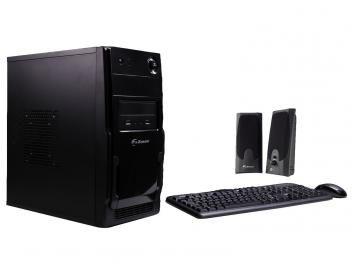 Computador Zmax Beginner J1800 Intel Dual Core - 2GB 320GB Linux