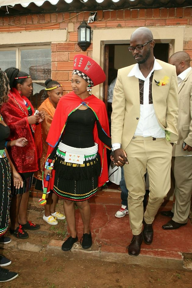Dj Black Coffee and Mbali