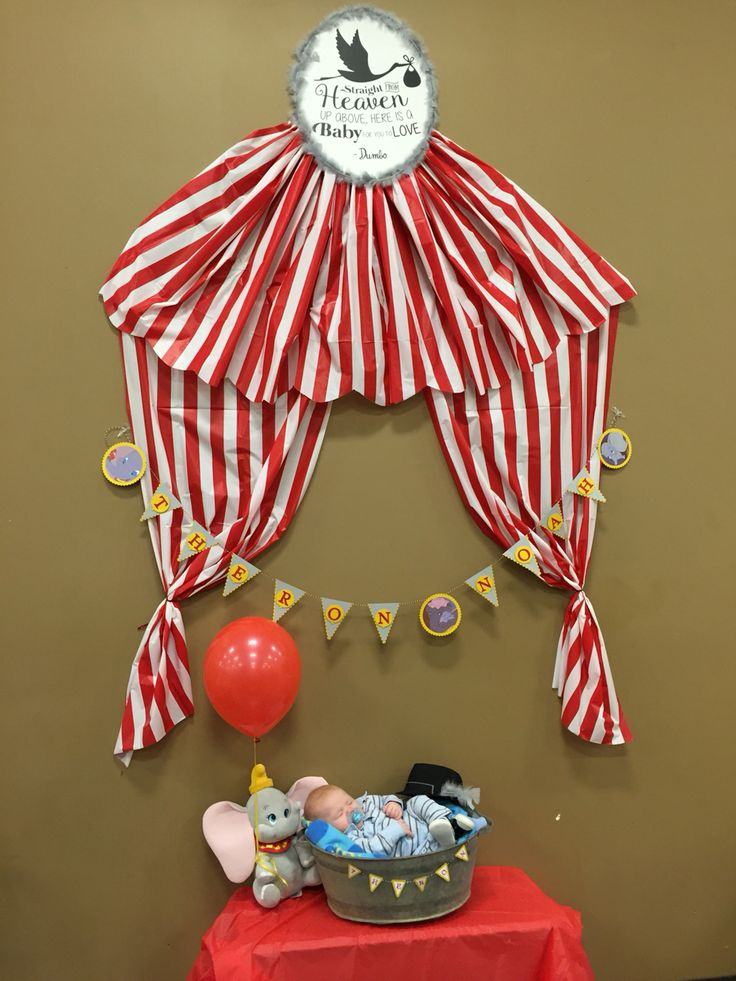 17 Best ideas about Dumbo Baby Shower on Pinterest ...
