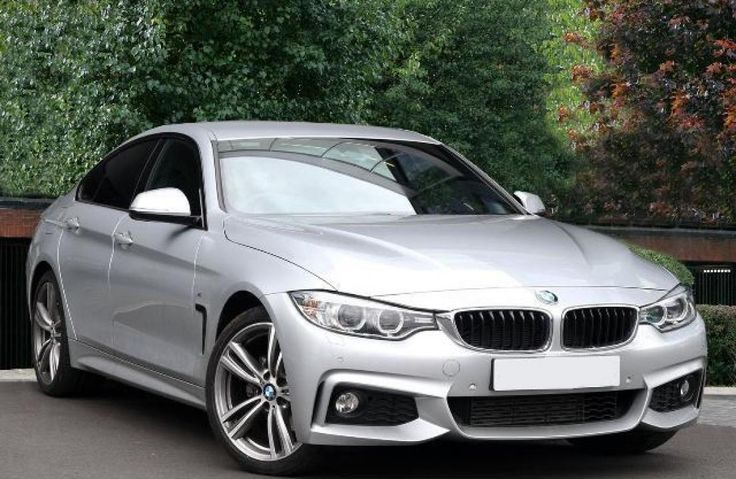 BMW 4 SERIES GRAN COUPE 2.0TD