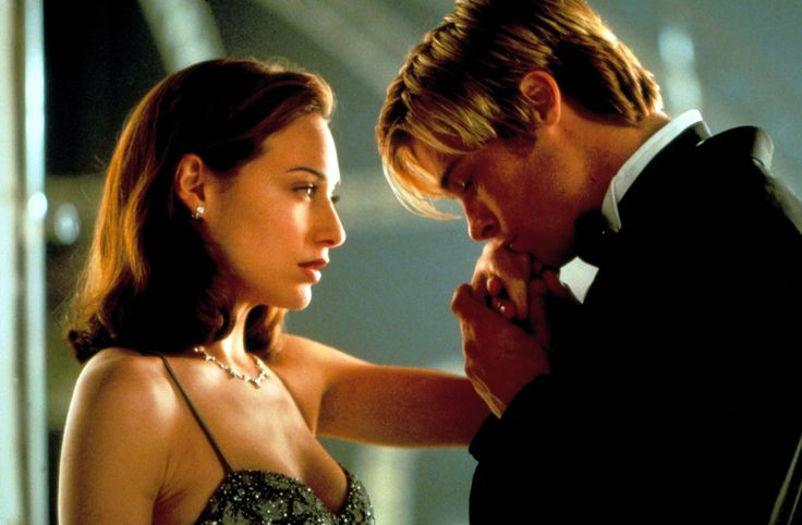 "Romantic movie quotes that will melt your heart: MEET JOE BLACK (1998) William to Susan: ""Love is passion, obsession, someone you can't live without. If you don't start with that, what are you going to end up with?"""