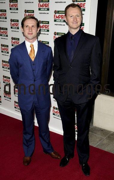 Mark Gatiss and his handsome husband Ian Hallard. lovely! - Ian Hallard Images ...