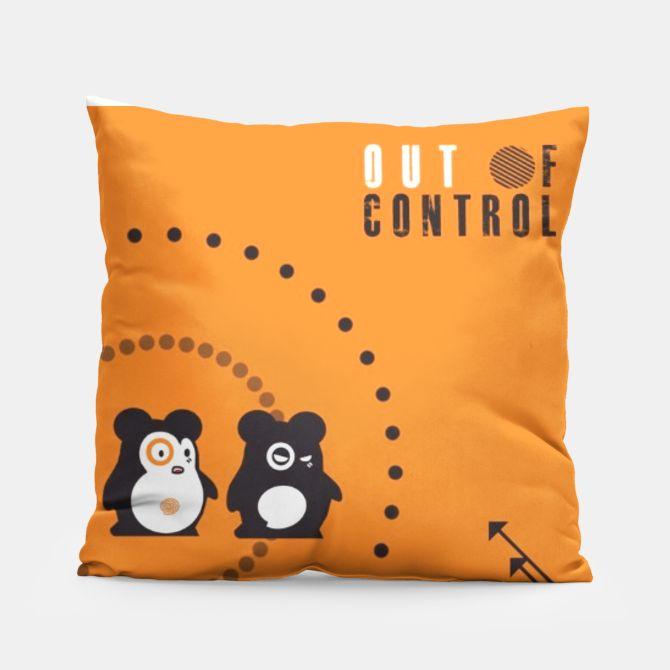 #orange #animal #decor #home #homedecor #art #house #pillow