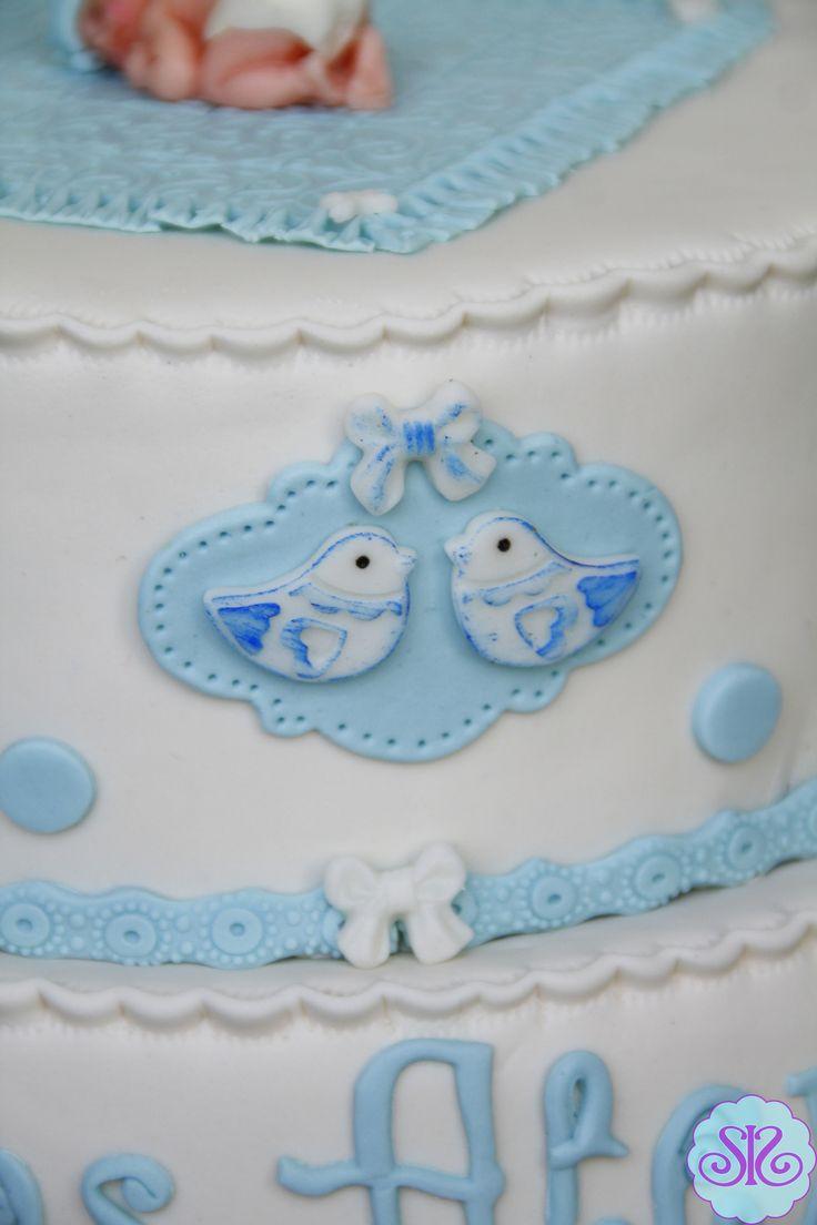 Meer dan 1000 ideeën over Torte Taufe op Pinterest - Melonentorte ...
