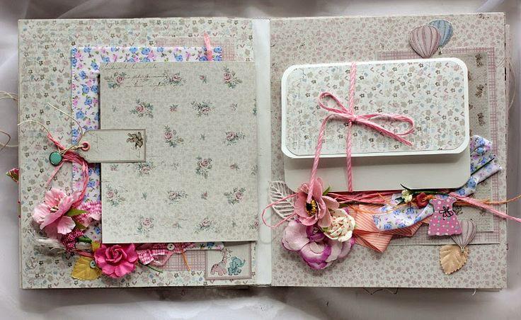 Elena Olinevich: Vintage Baby Album - Maja Design