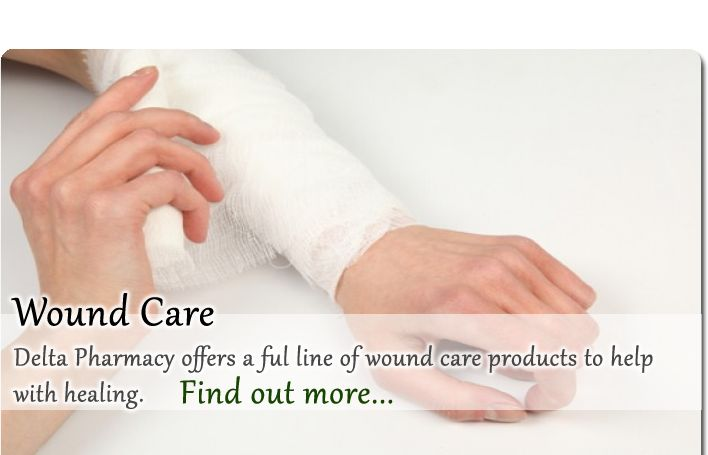 Looking for wound care supplies? We are one of the few compounding pharmacies in Charleston, SC. We can help you recover from your injuries! Call us.