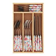 Mews Ditsy 16 Piece Cutlery Set
