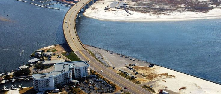 City ofOrange Beach officials are looking to spend up to $10 million to make the once-popular Perdido Pass seawall overlooking the Florida-Alabama state line usable again.