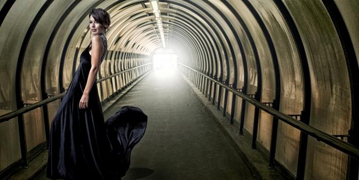 Studio Fashion Shootings by Erkin Sahin for brand NUYELL