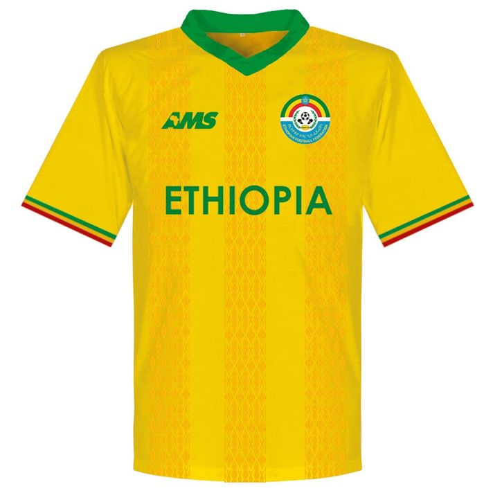 Ethiopia Football Jersey