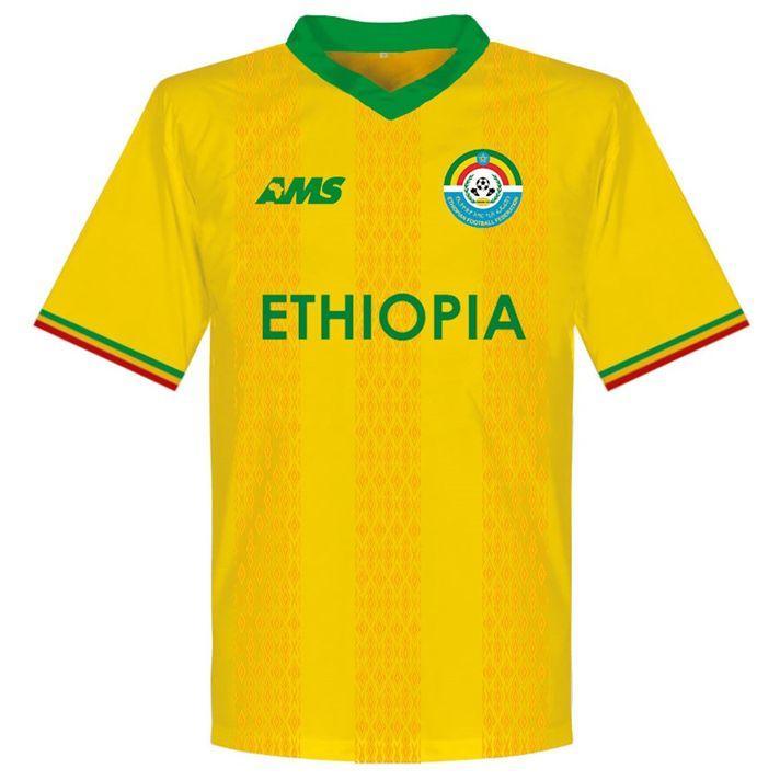 Ethiopia Football Jersey