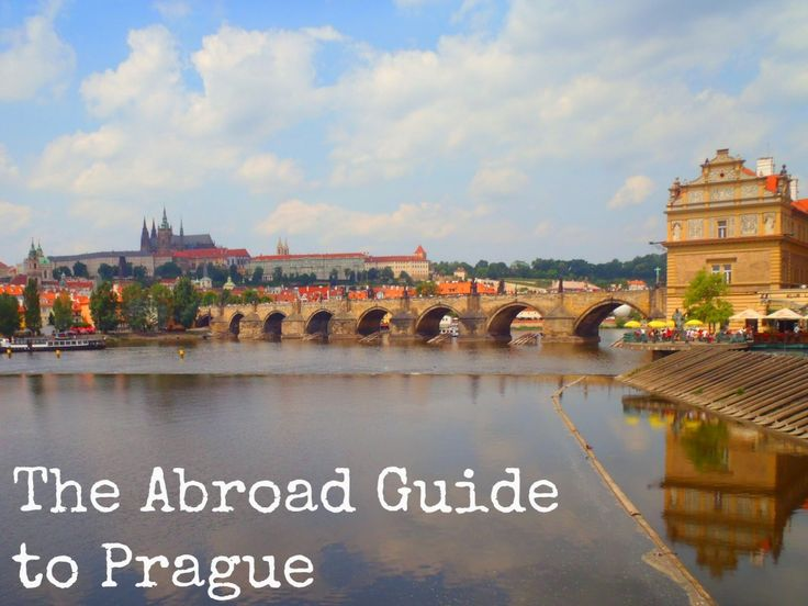 Guide what to do in Prague