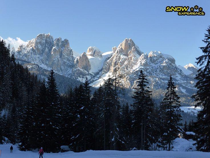 UNESCO werelderfgoed. De machtige Dolomieten. Bezoek ze samen met Snow Experience tijdens de Dolomiti Huttentocht in januari 2015!
