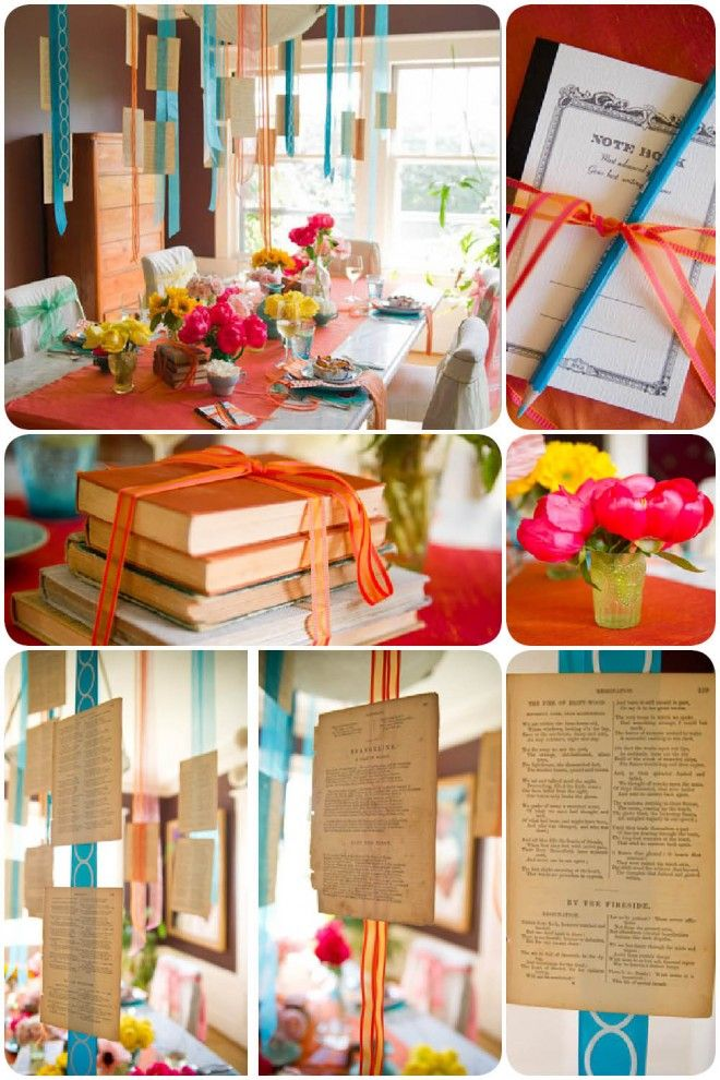 BIG NEWS + Book Club Party Inspiration