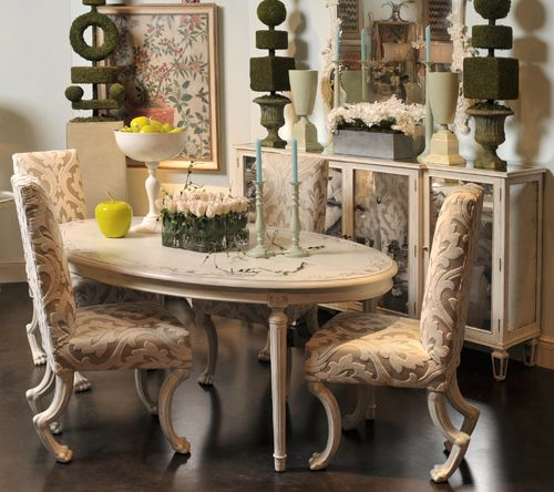 Wonderful Blog   Dining Room Table From Decadent Avenue