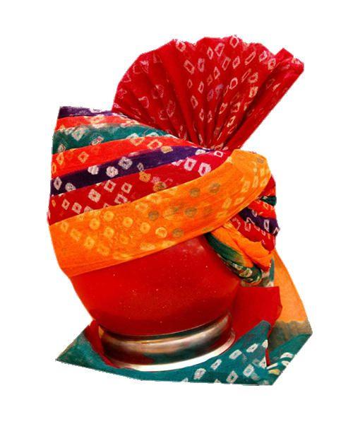 Rajasthani Weading Pachranga Safa Turban Headwear Hat Cap Ethnic Pagri for Men /Turban / Multi Color safa / Free Shipping by pinkcityhandmade on Etsy