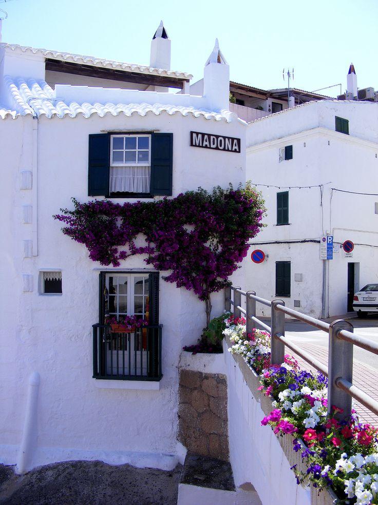 Es Mercadal. Menorca, Illes Balears (Spain)