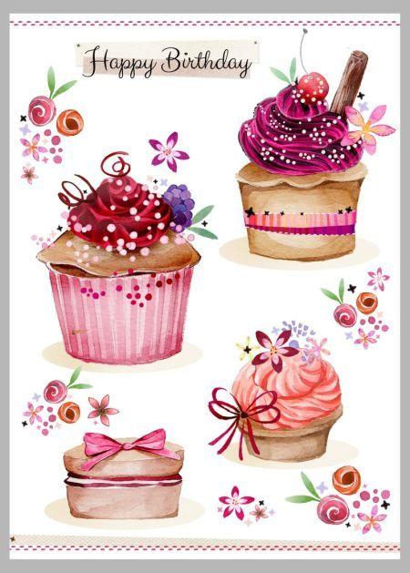 Victoria Nelson - Cupcakes
