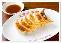 ⭐️東京餃子楼 11:30〜。餃子¥290、ライススープ付き¥200、もやしなど前菜¥200。激安!