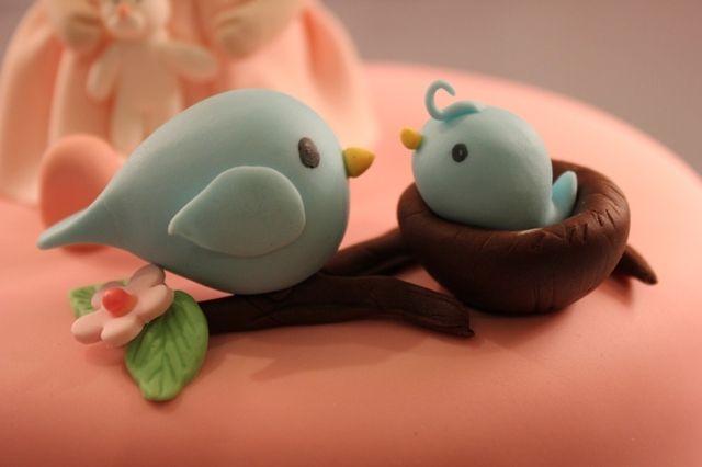 "Photo 15 of 42: garden and birds / Birthday ""Victoria's Sweet Little Garden"" | Catch My Party"