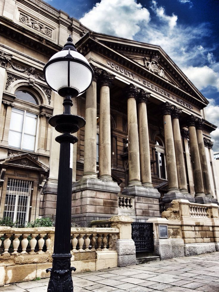St George's Hall Liverpool
