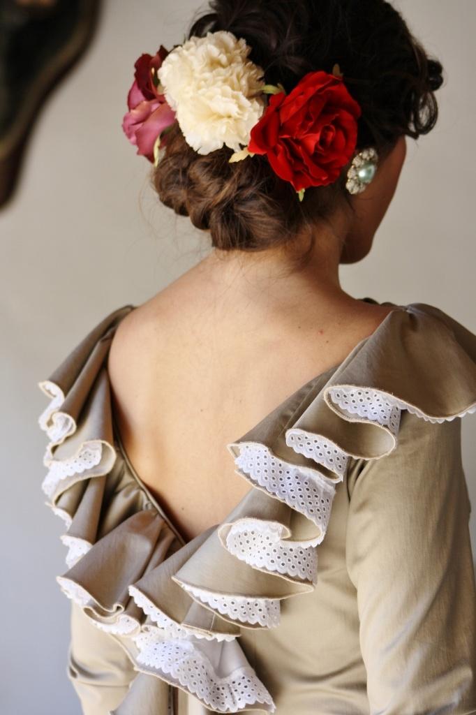 Maravilla de vestido