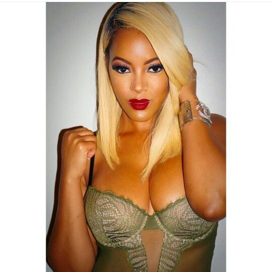 Our #wcw this week is @malaysiainthecity from Basketball Wives LA. We like her with the blonde hair! What y'all think? #amr #amaskedrose #blogger #beautifulcelebs #bbwla #malaysia