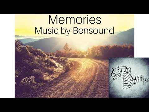 Memories - Bensound (Royalty Free Music) - YouTube | Royalty free ...