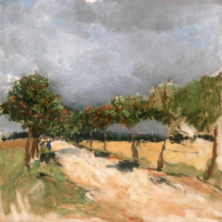 ANTONÍN SLAVÍČEK (1870-1910) Cesta
