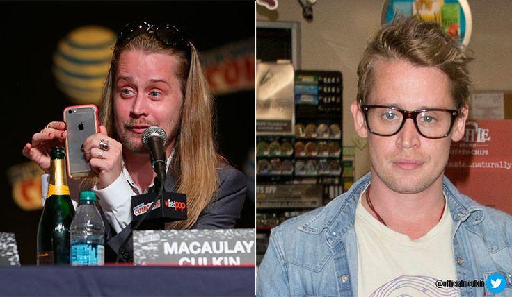 ¡Volvió 'mi pobre angelito'! Macaulay Culkin tuvo otro cambio radical de imagen | Noticias Caracol Y este no pues que había colgado los guayos, yo lo llore y todo  https://noticias.caracoltv.com/entretenimiento/volvio-mi-pobre-angelito-macaulay-culkin-tuvo-otro-cambio-radical-de-imagen...