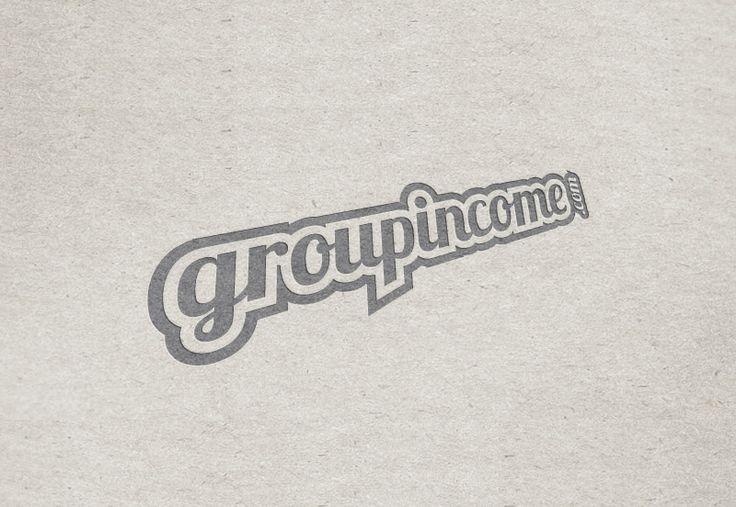 Logo design for GroupIncome.com