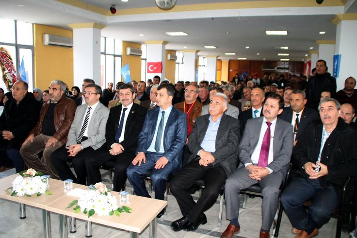 Ak Parti Emirdağ'da kongre heyecanı