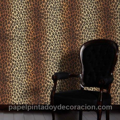 Papel pintado piel de leopardo PDW9663016-24