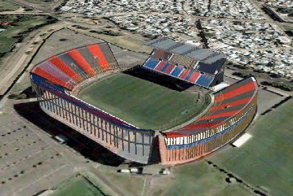 Estadio Pedro Bidegaín (San Lorenzo) Argentina