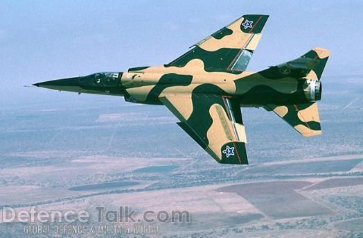 MIRAGE F1 AZ ✈South African Air Force