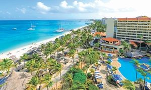 Groupon - All-Inclusive Stay at Occidental Grand Aruba Resort in Aruba, with Dates into December in Aruba. Groupon deal price: $350
