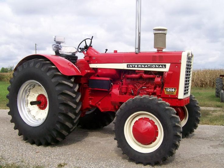 Vintage Front Wheel Drive Tractors : Best international farmall images on pinterest