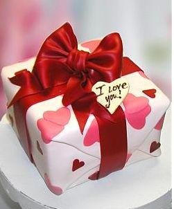 I love you cake:-)