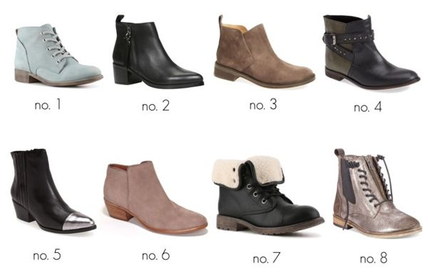 24 Low Heeled Boots For All Your Fall Occasions | Lovelyish