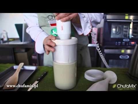 Warsztaty ChufaMix - mleko orzechowe i krem do kanapek - YouTube