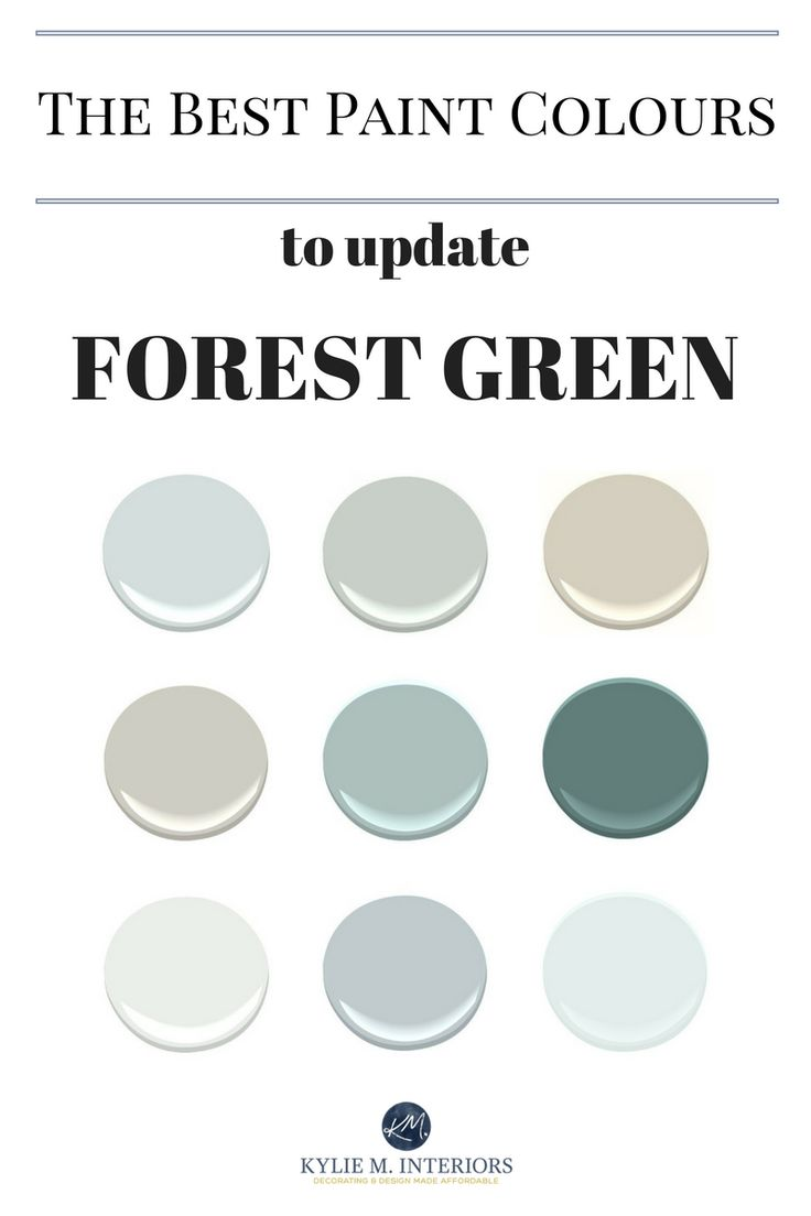 17 Best Ideas About Forest Green Bedrooms On Pinterest